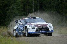 WRC - Guerra gibt WRC-Deb�t: Atkinson in Mexiko f�r Citroen am Start