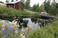 WRC - Mit Highspeed durch den Wald: Vorschau Rallye Finnland