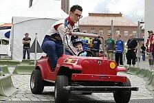 WRC - Erst das Top-Level der WRC erreichen: Neuville w�rde gerne einen F1-Boliden testen