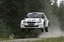 WRC - Weitere sehr gute Erfahrung: Ogier denkt bereits an Finnland-Rallye 2013