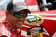 NASCAR - Denny Hamlin erneut in Reihe eins: Juan Pablo Montoya startet von der Pole