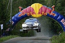 WRC - Zauber stellte sich leider nicht ein: Ford: Best of the Rest in Finnland