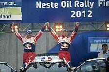 WRC - Stimmen der Top-10