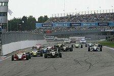 Formel 3 Cup - Heimspiel f�r Binder und Auer: 18 Mann und ein M�del