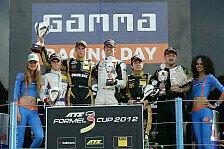 Formel 3 Cup - Bilder: Assen - 13. - 15. Lauf (GAMMA Racing Day)