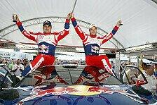 WRC - Es ist nie vorbei: Elena ist noch nicht siegessicher