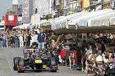Formel 1 - Bilder: Red Bull Showrun Kopenhagen