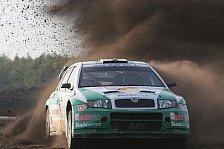 Mehr Rallyes - Im Skoda Fabia WRC nach Tschechien: Kahle/Doerr satteln um