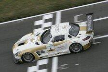 ADAC GT Masters - Gut ger�stet f�r das Finale: Platz f�nf f�r Baumann