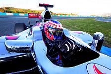Formel 1 - Set-Up-Sackgasse & Temperaturprobleme: Button: Schonender Fahrstil als Nachteil