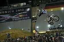 NIGHT of the JUMPs - Die Freestyle Motocross WM erobert das Land der aufgehenden Sonne: NIGHT of the JUMPs Guangzhou 2012
