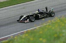 Formel 3 Cup - Kirchh�fer und Schmidt mit erstem F3-Test: Lotus testet bis kurz vor Weihnachten