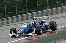 Formel 3 Cup - Tiefe Temperaturen, hei�es Racing: Tom Blomqvist gibt m�chtig Gas
