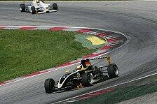 ADAC Formel Masters - Lokalmatador J�ger auf dem Podium: Kirchh�fer gewinnt Abschlussrennen