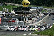 ADAC GT Masters - Neue Highlights und spannende Strecken: Kalender f�r 2013 vorgestellt