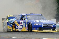 NASCAR - Spektakul�res Finale in Watkins Glen: Marcos Ambrose bezwingt Brad Keselowski