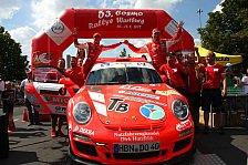 DRS - Dritter Triumph beim Heimspiel: Dobberkau: Sieg in Eisenach