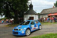 Mehr Rallyes - Nach Sekundenkrimi auf Platz drei: Packendes Finish bei Rallye Agropa
