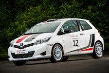 WRC - Potenzieller WRC-Einstieg nicht vor 2017: Toyota testet den Yaris auf Schotter