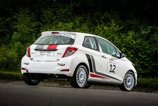 WRC - Video: Sarrazin testet den Yaris WRC in Belgien