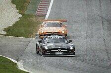 ADAC GT Masters - Men in black k�mpfen um die Meisterschaft: kfzteile24 MS Racing h�lt Titelrennen offen
