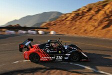 Mehr Motorsport - Schutzengel am Berg im Dauereinsatz: Video: Haarstr�ubende Unf�lle in Pikes Peak