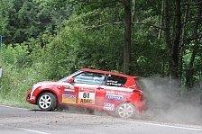 ADAC Rallye Masters - Philipp Knof ohne Punkte: Streichergebnis im Saarland