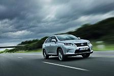 Auto - Kraftvolle Pr�senz: Der neue Lexus RX