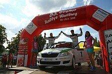DRS - Bilder: Rallye Wartburg - 4. Lauf