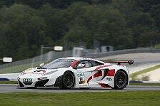 ADAC GT Masters - MP4-12C von MRS GT-Racing: 2014 wieder mit McLaren