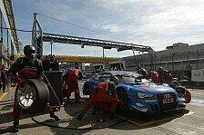 DTM - Recht gute Basis: Audi: Gut ger�stet f�r das Qualifying