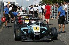 F3 Euro Series - Slicks waren richtig: Die Stimmen der ersten Drei