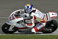 Moto2 - Ungebrochener Teamspirit : Krummenacher will in die Punkte fahren