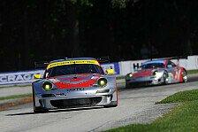 USCC - Fehler in Turn 16: Schnellster Porsche F�nfter im Qualifying