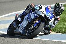 MotoGP - Spies fährt Bestzeit im Indy-Warm-Up