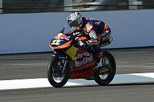 Moto3 - Zweikampf mit Vinales deutet sich an: Cortese f�hrt 3. Moto3-Training an