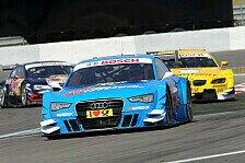 DTM - Rutschige Strecke: Albuquerque bester Audi-Pilot