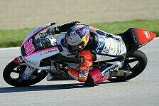 Moto3 - Cortese und Folger auf dem Podest: Salom siegt in Indianapolis