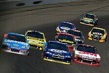 NASCAR - Pechvogel Jimmie Johnson: Greg Biffle siegt und �bernimmt Tabellenf�hrung