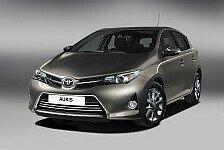 Auto - Yaris, Auris und Prius sind M�ngelzwerge: Zuverl�ssigkeit: Top-Pl�tze f�r Toyota