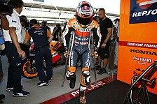 MotoGP - Australier will Saison beenden: Stoners Operation gut verlaufen