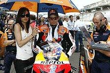 MotoGP - Rechtzeitig zu Hondas Heimrennen fit: Stoner: R�ckkehr schon in Motegi