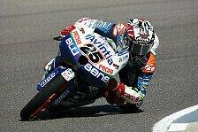 Moto3 - Cortese scheitert knapp: Vinales f�hrt zu Moto3-Pole in Br�nn