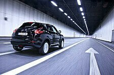 Auto - Kooperation mit Ministry of Sound: Limitiertes Sondermodell des Nissan Juke