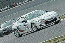 Mehr Motorsport - TMG pr�sentiert schnellen Flitzer f�r kleines Geld: Rennversion des Toyota GT86 CS-V3 vorgestellt