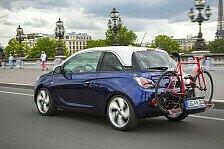 Auto - Urbane Mobilit�t: Opel Adam - Stadtflitzer mit Bike an Bord