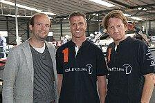 DTM - Laureus-Event in Den Haag mit Ralf Schumacher