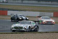 ADAC GT Masters - Baumann und Buhk mit R�ckenwind: Endspurt f�r die Piloten von HEICO Motorsport