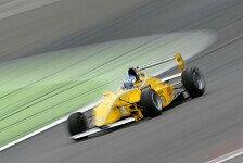 ADAC Formel Masters - Nachwuchshoffnung Dienst zu Neuhauser Racing