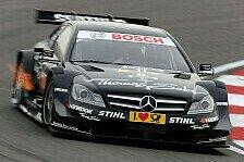 DTM - Audi einfach zu stark: Ern�chterung bei Paffett